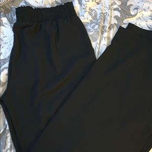 Black flowy Michael Kors dress pant